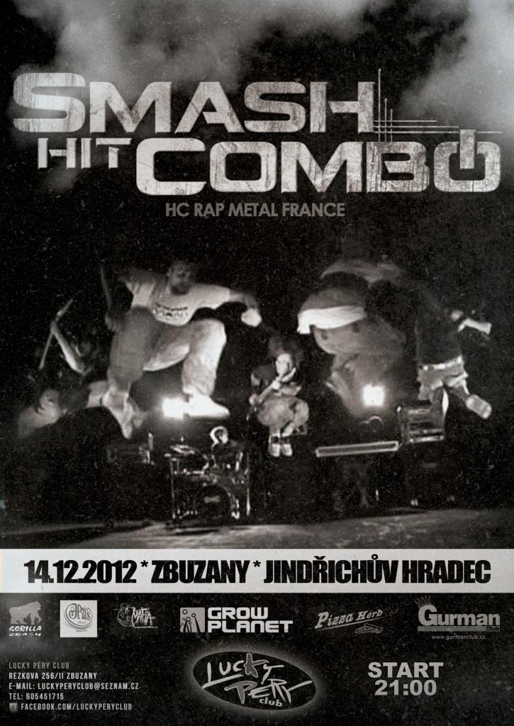 SMASH HIT COMBO - HC Rap Metal France