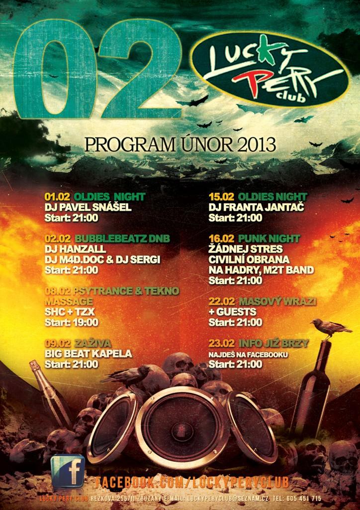 Program Únor 2013